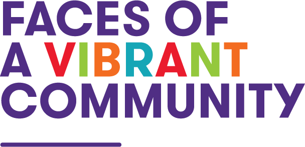 Faces of a Vibrant Economy logo