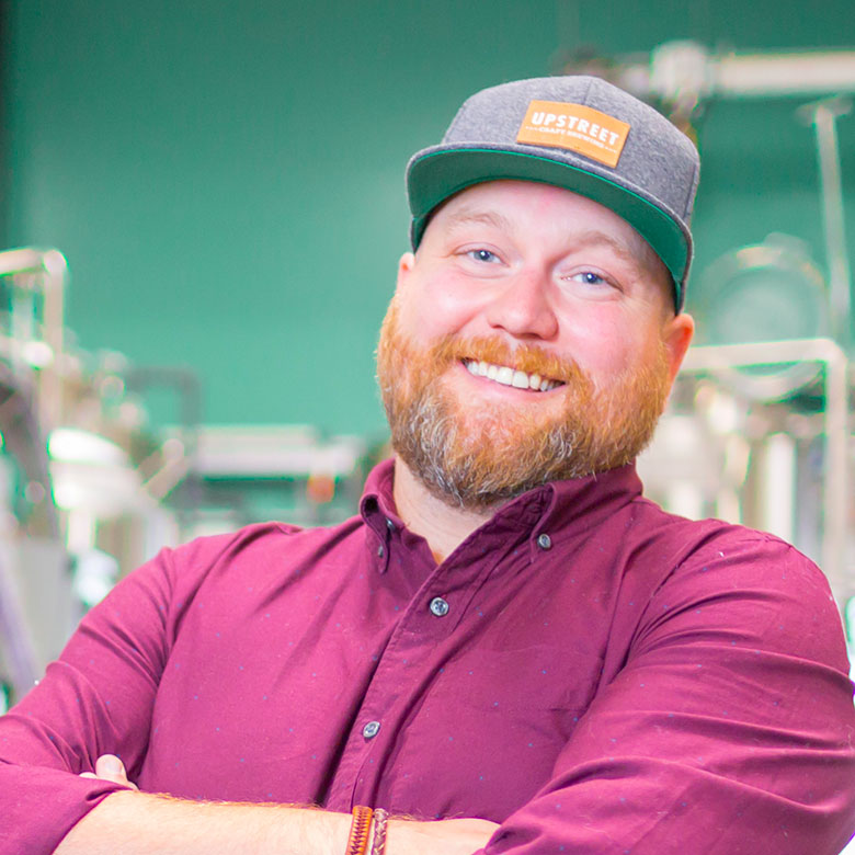 Mitch Cobb - Upstreet Craft Brewing
